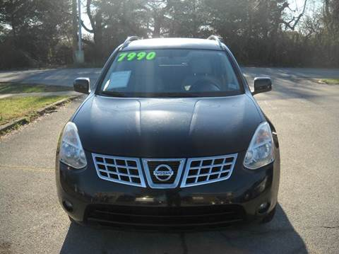 2008 Nissan Rogue for sale at Auto Sales Sheila, Inc in Louisville KY