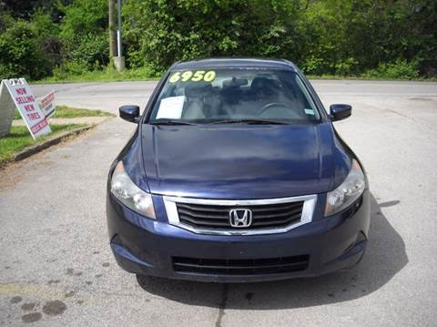 2009 Honda Accord for sale at Auto Sales Sheila, Inc in Louisville KY