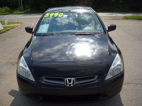 2004 Honda Accord for sale at Auto Sales Sheila, Inc in Louisville KY