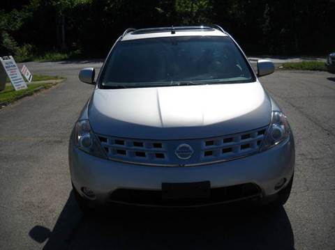2005 Nissan Murano for sale at Auto Sales Sheila, Inc in Louisville KY