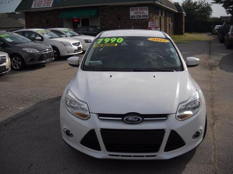 2012 Ford Focus for sale in Louisville, KY