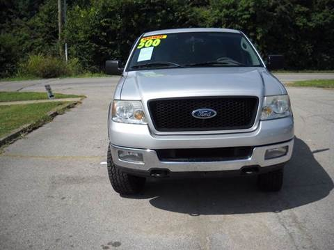 2004 Ford F-150 for sale at Auto Sales Sheila, Inc in Louisville KY