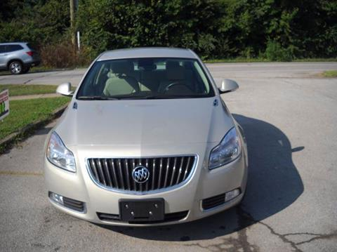 2012 Buick Regal for sale in Louisville, KY