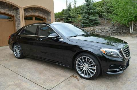 2014 Mercedes-Benz S-Class for sale in Louisville, KY