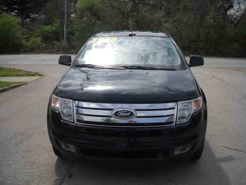 Ford Edge Sel Dr Crossover Louisville Ky