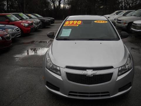 2012 Chevrolet Cruze for sale in Louisville, KY