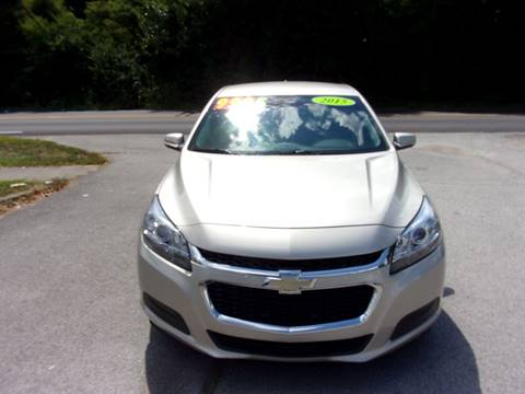 2015 Chevrolet Malibu for sale in Louisville, KY