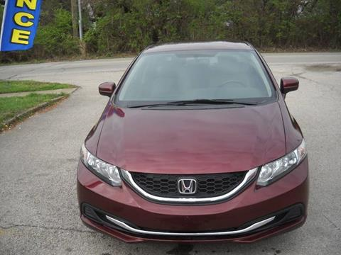 2014 Honda Civic for sale in Louisville, KY