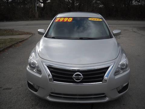 2014 Nissan Altima for sale in Louisville, KY