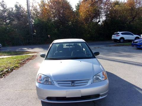 2003 Honda Civic for sale in Louisville, KY