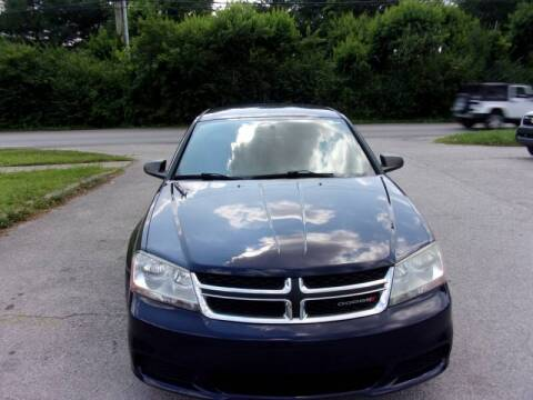 2013 Dodge Avenger for sale at Auto Sales Sheila, Inc in Louisville KY