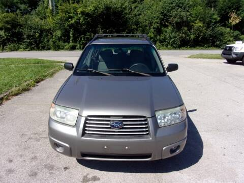 2006 Subaru Forester for sale at Auto Sales Sheila, Inc in Louisville KY