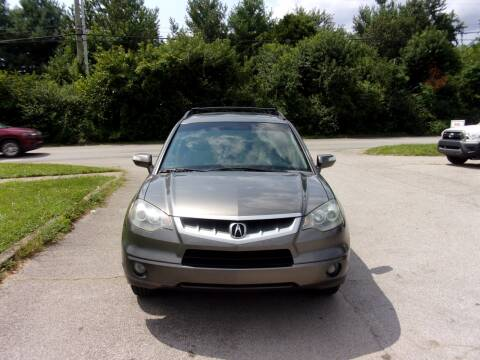 2008 Acura RDX for sale at Auto Sales Sheila, Inc in Louisville KY