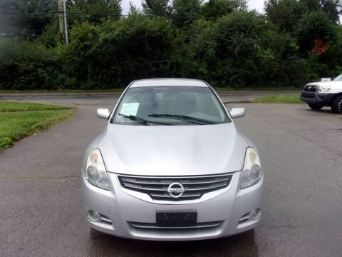 2010 Nissan Altima for sale at Auto Sales Sheila, Inc in Louisville KY