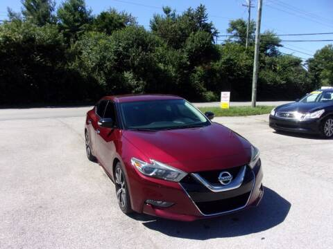 2017 Nissan Maxima for sale at Auto Sales Sheila, Inc in Louisville KY