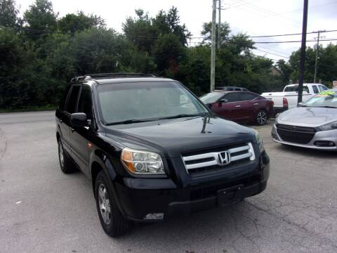 2006 Honda Pilot for sale at Auto Sales Sheila, Inc in Louisville KY