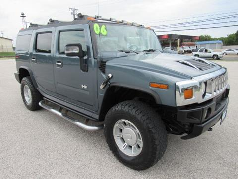2006 HUMMER H2 for sale in Killeen, TX
