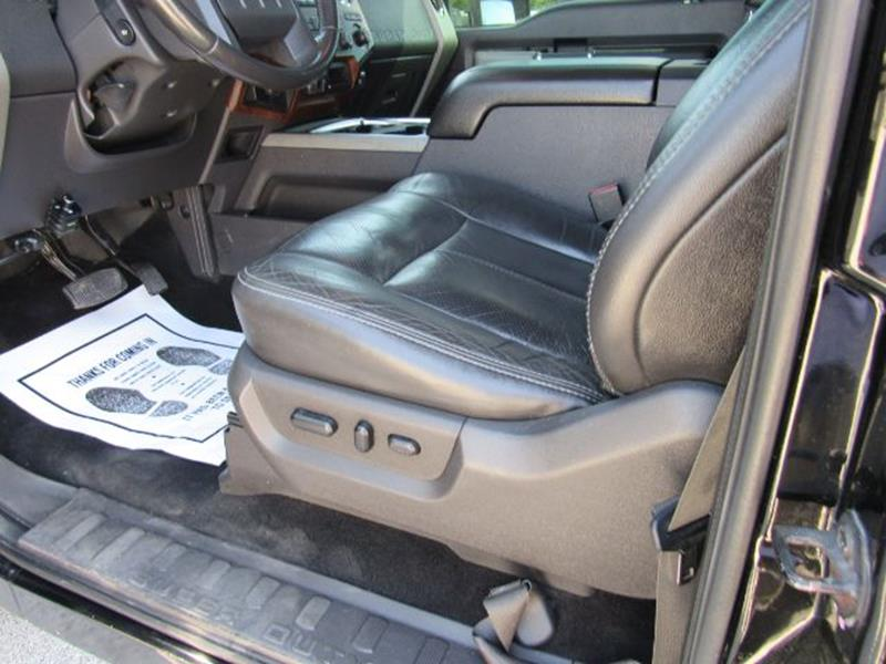 2012 Ford F-350 Super Duty Lariat Crew Cab Long Bed 4WD In