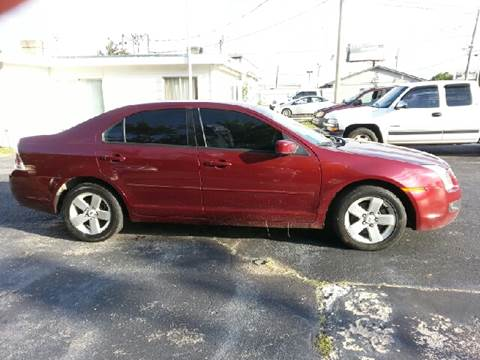 2006 Ford Fusion for sale in Oklahoma City, OK