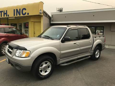 2002 Ford Explorer Sport Trac for sale in Puyallup, WA