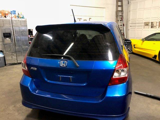 2008 Honda Fit For Sale At Edgewood Motors, Inc. In Puyallup WA