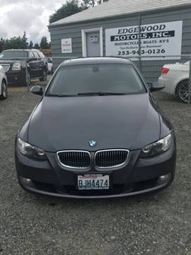 Coupe For Sale In Tacoma Wa Edgewood Motors Inc