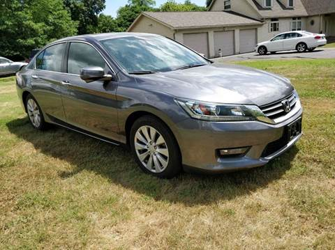 2014 Honda Accord for sale in Odessa, DE