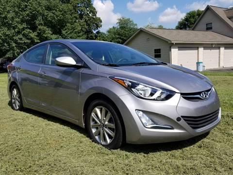 2014 Hyundai Elantra for sale in Odessa, DE