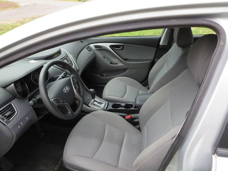 2013 Hyundai Elantra GLS 4dr Sedan 6A - Odessa DE