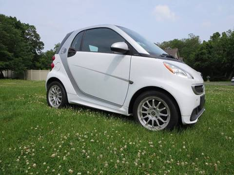 2013 Smart fortwo electric drive for sale in Odessa, DE