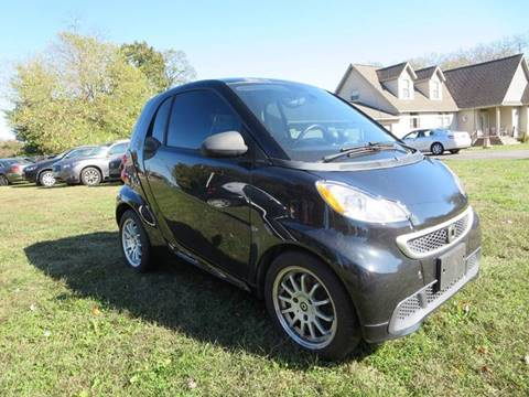 2014 Smart fortwo electric drive for sale in Odessa, DE