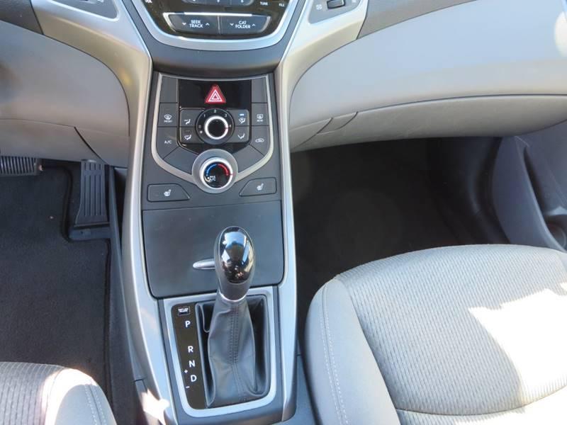 2014 Hyundai Elantra Coupe 2dr Coupe - Odessa DE