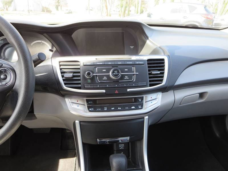 2014 Honda Accord LX 4dr Sedan CVT - Odessa DE