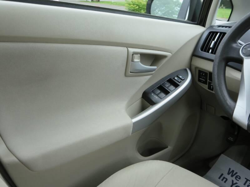 2011 Toyota Prius Four 4dr Hatchback - Odessa DE