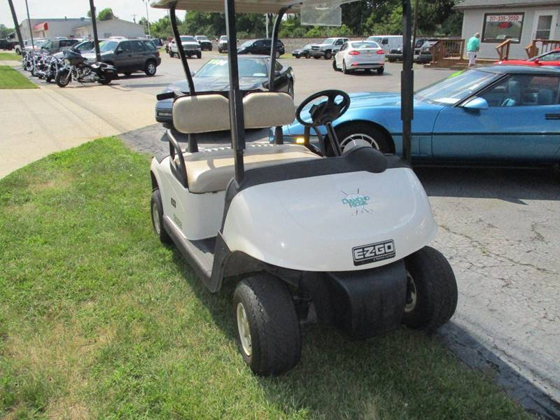 2014 E-Z-GO CART for sale at PENDLETON PIKE AUTO SALES in Ingalls IN