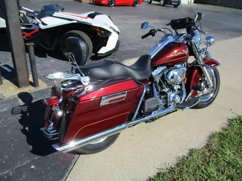 2008 Harley-Davidson Road King for sale in Mc Cordsville, IN