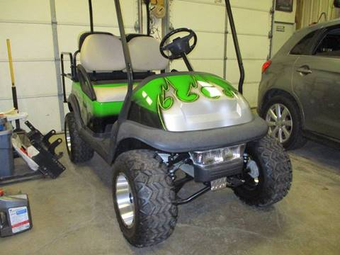 2006 Club Car golf cart for sale in Mc Cordsville, IN