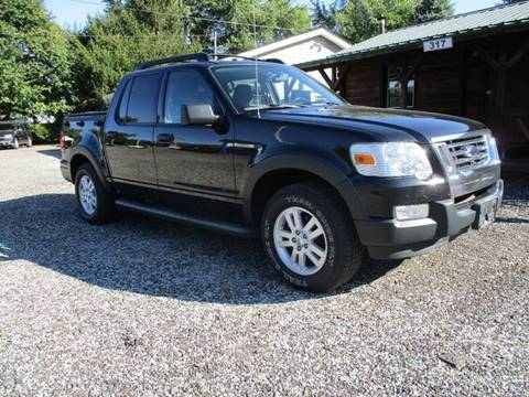 2010 Ford Explorer Sport Trac for sale in Ingalls, IN
