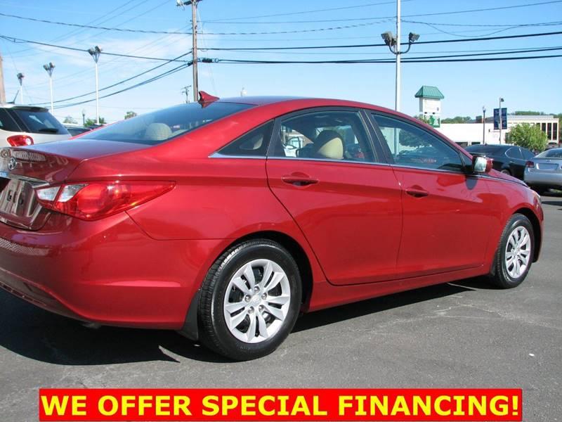 2011 Hyundai Sonata GLS 4dr Sedan - Fairfax VA