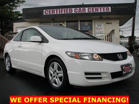 2011 Honda Civic for sale in Fairfax, VA