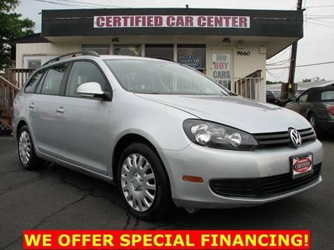 2012 Volkswagen Jetta for sale in Fairfax, VA
