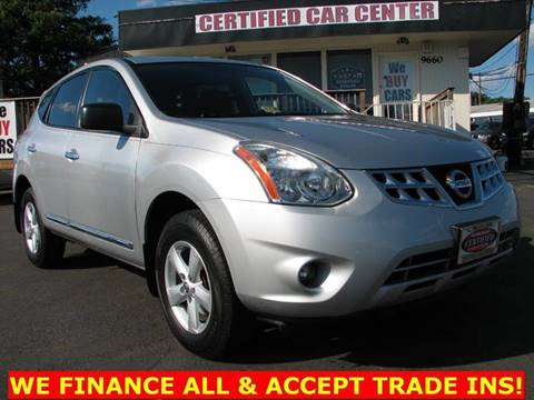 2012 Nissan Rogue for sale in Fairfax, VA