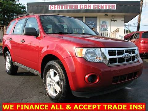 2010 Ford Escape for sale in Fairfax, VA