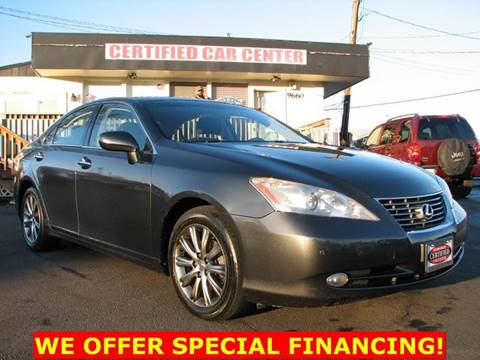 2008 Lexus ES 350 for sale in Fairfax, VA