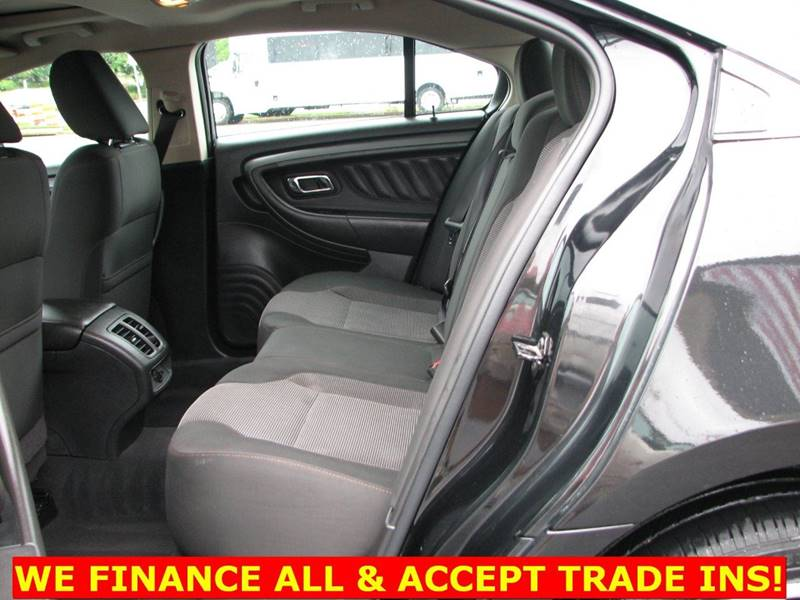 2010 Ford Taurus SEL 4dr Sedan - Fairfax VA