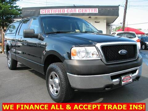 2008 Ford F-150 for sale in Fairfax, VA