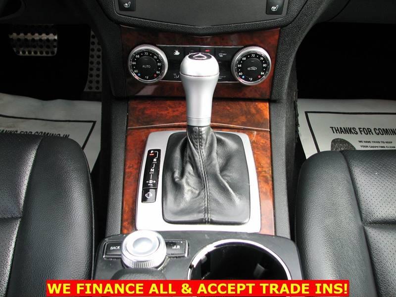 2010 Mercedes-Benz C-Class AWD C 300 Sport 4MATIC 4dr Sedan - Fairfax VA