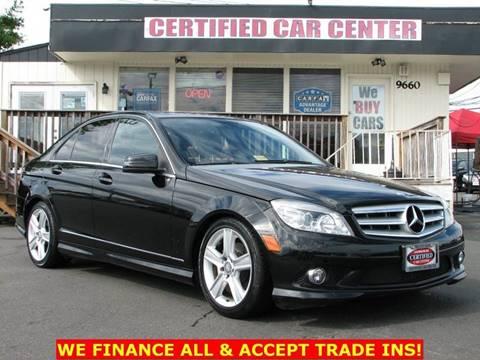 2010 Mercedes-Benz C-Class for sale in Fairfax, VA