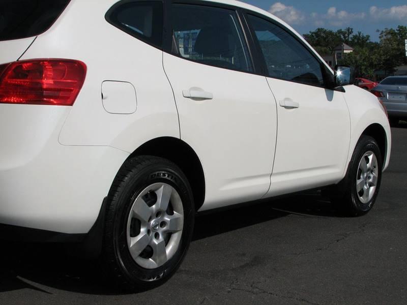 2008 Nissan Rogue AWD S Crossover 4dr - Fairfax VA