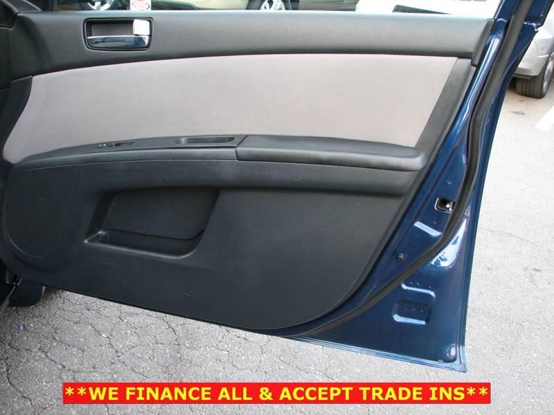 2010 Nissan Sentra 2.0 SL 4dr Sedan - Fairfax VA